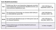 Software: SolidWorks 2011: Am Anfang war die Feature-Erkennung
