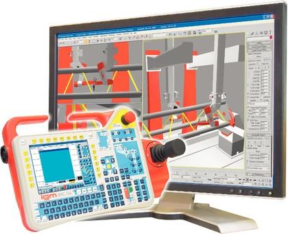 Software: Digital-Prototyping-Konzept  erleichtert Anlagenprogrammierung