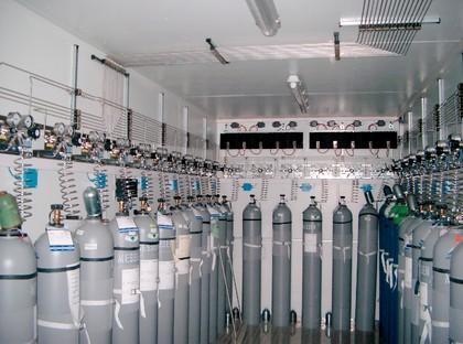 Visualisierung und Automatisierung bei Gasversorgungsanlagen: Zeitgemäßes Gasmonitoring