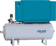 Kolbenkompressoren: Direktgetrieben und ölfrei