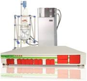 Erweiterungs-Hub Lara: Laborreaktor computerisiert steuern