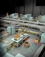 Fabrikoptimierung: Abfall zu reduzieren
