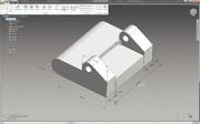 Software: Autodesk Inventor Fusion:  Direkt mit Weg zurück zur Parametrik