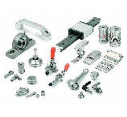 Maschinenelemente: Konzentriert  auf Inox-Komponenten