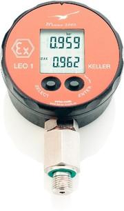 Druckspritzen-Manometer LEO 1: Druckspitzen im Griff