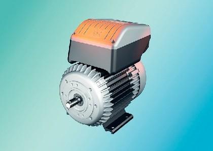 Synchron-Kompaktantrieb: Energie und Platz