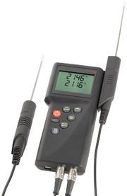 Handmessgeräte-Serie P700: Handmessgeräte für Temperatur + Feuchte