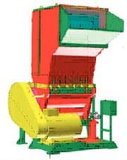 Großmühlen: Kraftstofftanks effizient zerkleinern