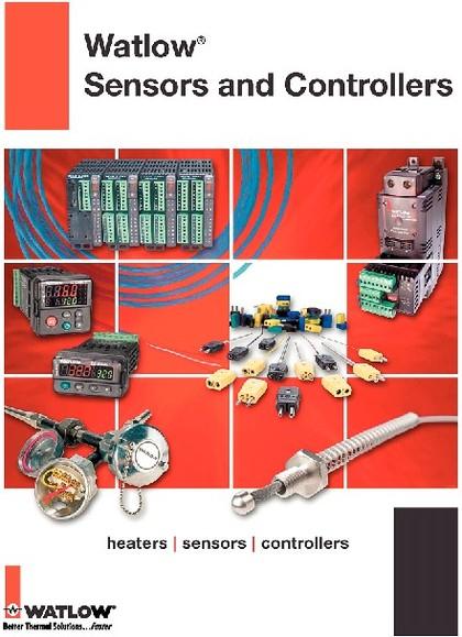 Katalog Regler und Sensoren: Regler und Sensoren