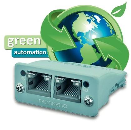 Profinet-Kommunikationsmodul: Unterstützt das Sparen
