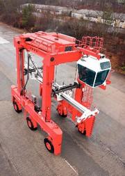 Material handling: Kräftiger Carrier