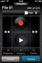 App Diktiergerät: iPhone zum Diktat, bitte