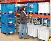 Lagertechnik: Weg vom Gitter