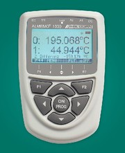 Temperaturmessgerät ALMEMO 1030-2: Mit 0,001 K Auflösung