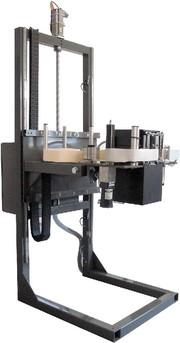 Etikettiersystem mit Höhenerkennung: Erkennt Höhe