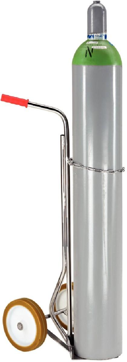 Flaschenroller: Rollt rostfrei