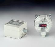 Differenzdruckmessgerät: Differenzdruckmesser mit Nullabgleich