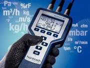 Handgerät mit Datenlogger: Ein Gerät für alle Messgrößen