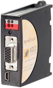 Schrittfrequenz-Konverter Servotrack: Servo mit Modul
