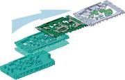 Virtuelles 3D-Modell: Sportlich programmiert