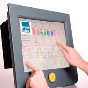 Touchscreen: Mit zwei Fingern
