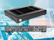 Embedded-PC: Sechs seriell gesteuerte Geräte