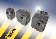 Frequenzumrichter: In der integrierten Sicherheit