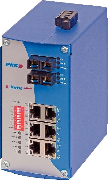 Industrial Ethernet Switch: Frühwarnsystem
