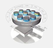 Lagertechnik: Module für IT-Paket