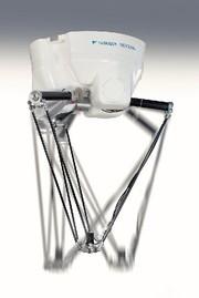 Delta-Roboter MPP 3: Aus einem Guss