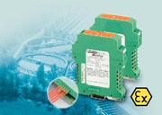 Wireless I/O-Module: Ex-Messdatenfunker