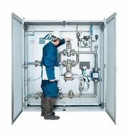 Mess- und Regelstrecke FLOWTRAIN: Sichere Sauerstoffdosierung