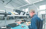 Arbeitsplatz-Systemleuchten, ESD-Lupenleuchten: Präzision  findet Präzision