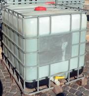 IBC-Aufbereitung: Gefahrgutbehälter  zu Rohstoffen