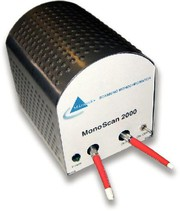 Monochromator MonoScan-2000: Mit dem MonoScan-2000…