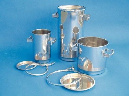 Edelstahlfässer: Streng nach Reinheitsgebot