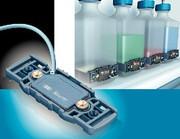Flüssigkeitsdetektion: Flach für Flüssiges