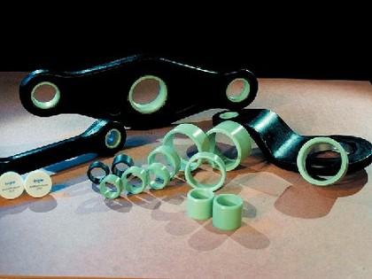 Bremsgestängebuchsen: Sicher bremsen