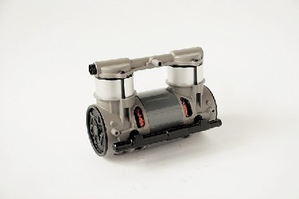 Kolbenkompressor: Niedriges Laufgeräusch