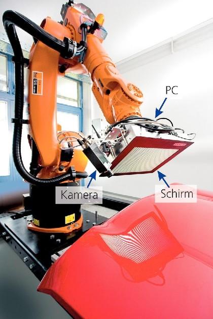 Mikroskopie: Fraunhofer  Vision-Technologietag