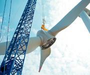 Anschlagmittel, Windenergie-Lastaufnahmemittel: Giganten auf See