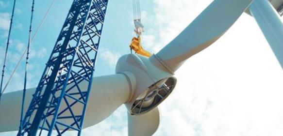 Erneuerbare Energien: Giganten auf See