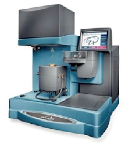 TGA-System Q5000IR: Temperaturkalibrierung in der TGA