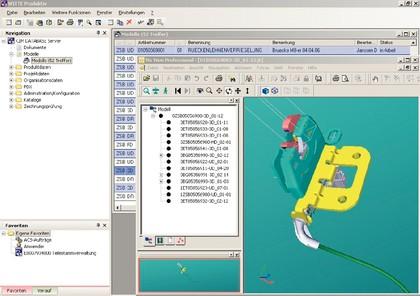 Produktionssysteme: Schlüssige Lösung fürs  Multi-CAD-Datenmanagement