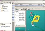 PLM-Technologie: Schlüssige Lösung fürs  Multi-CAD-Datenmanagement