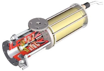 Hochdruckpumpen: Mit Spaltrohrmotor