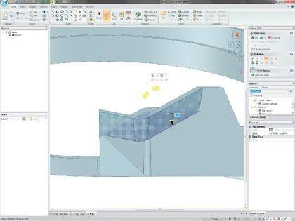 Software: Formenvorbereitung  vereinfacht und beschleunigt