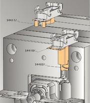 Kabelabdeckungen Heißkanalwerkzeuge: Kabel im Heißkanalwerkzeug sicher führen