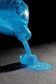 Novopearl-Granulate: Einfärben von Thermoplasten mit Mikrogranulat