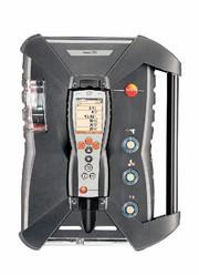 Abgas-Analysegerät: Für Industriebrenner  und Gasturbinen